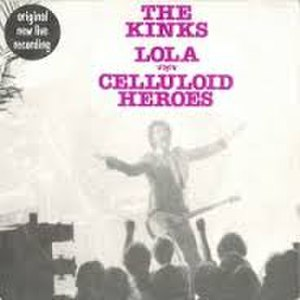 Lola (song) - Image: Lola The Kinks (Live single 1980)