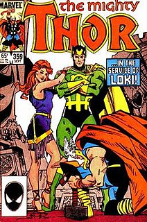 Lorelei (Asgardian) fictional character in the Marvel Universe