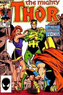 Thor & Loki: Blood Brothers - WikiVisually