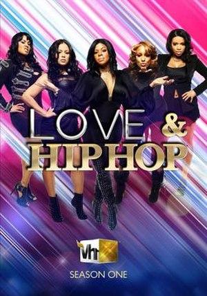 Love & Hip Hop: New York (season 1) - DVD cover