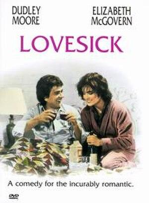 Lovesick (1983 film) - Lovesick DVD cover