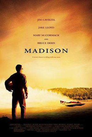 Madison (film) - Theatrical release poster