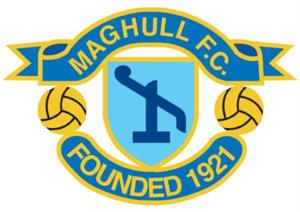 Maghull F.C. - Image: Maghull F.C. logo