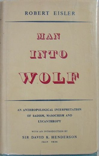 Man into Wolf - 1951 edition