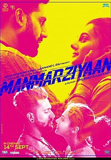 Image result for Manmarziyaan 2018