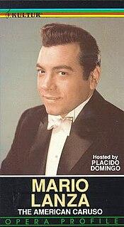 <i>Mario Lanza: The American Caruso</i>