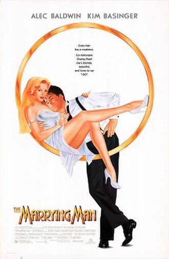 The Marrying Man - Theatrical release poster