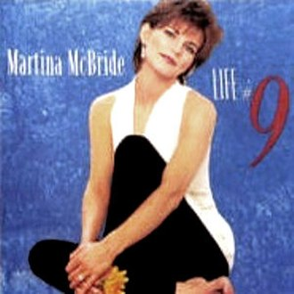 Life Number 9 - Image: Martina Life Number 9 single