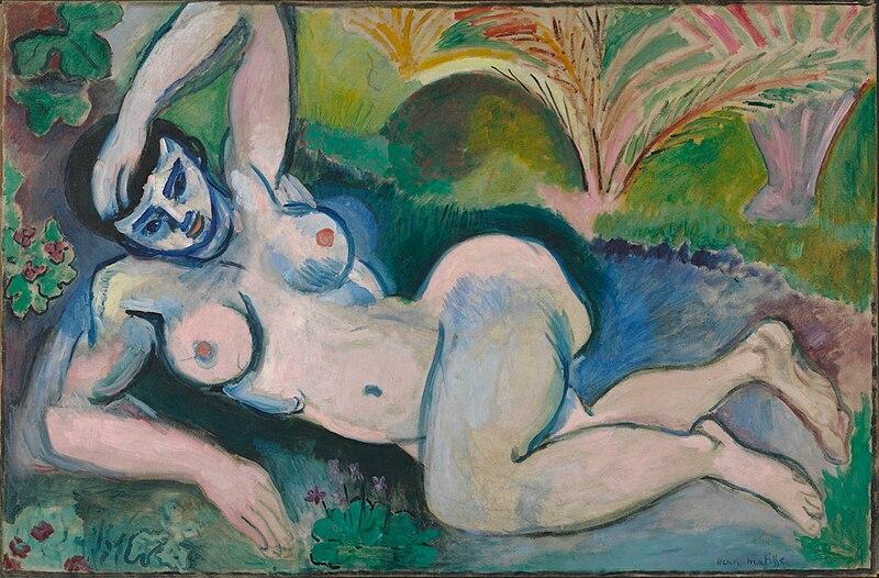 File:Matisse Souvenir de Biskra.jpg