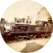 Underground Steam Locomotive