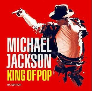 <i>King of Pop</i> (album) 2008 greatest hits album by Michael Jackson