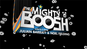 The Mighty Boosh - Image: Mighty Boosh Titles