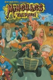<i>Minghags: The Movie</i> 2008 American film directed by Bam Margera