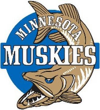 Minnesota Muskies - Image: Minnesota Muskies