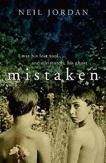<i>Mistaken</i> (novel)