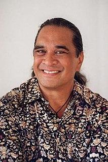 Hawaiian actor and musician