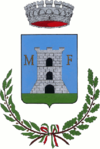 Coat of arms of Monteferrante