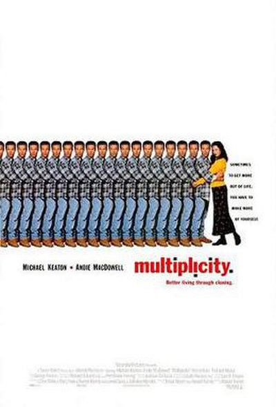 Picture of a movie: Multiplicity