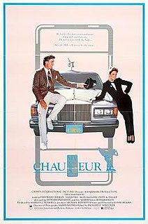 <i>My Chauffeur</i> 1986 film by David Beaird