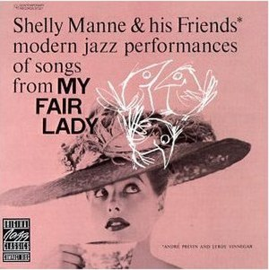 My Fair Lady (Shelly Manne album) - Image: My fair lady manne
