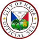 Official seal of Naga
