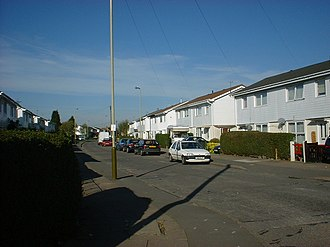 New Parks - Image: New Parks Houses 2007