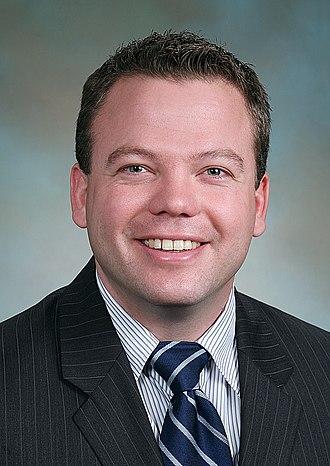 Nick Harper (politician) - Image: Nick Harper State Senator