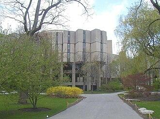Northwestern University Library - Image: Northwestern University Library
