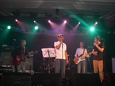 Picture of a band or musician: Ocean Colour Scene