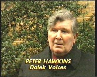 Peter Hawkins - Peter Hawkins in 1996