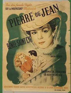 <i>Pierre and Jean</i> (film) 1943 film by André Cayatte