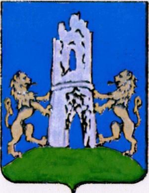 Pietrapertosa - Image: Pietrapertosa Stemma