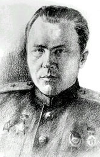 140th Rifle Division (Soviet Union) - Maj. Gen. Aleksandr Yakovlevich Kiselyov, Hero of the Soviet Union