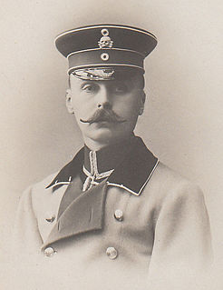 Prince Friedrich Leopold of Prussia German general