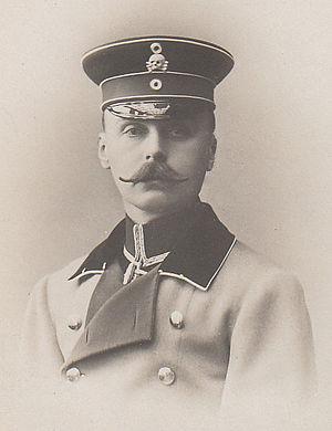 Prince Friedrich Leopold of Prussia