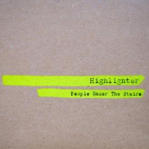Highlighter (album) - Image: Putshighlighter