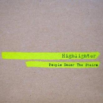 Highlighter (album) - Image: Putshighlighter