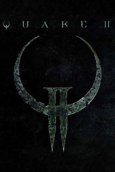 Picture of a game: Quake II