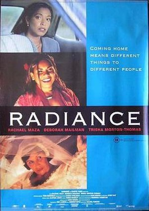Radiance (1998 film) - Image: Radiance (1998 film)