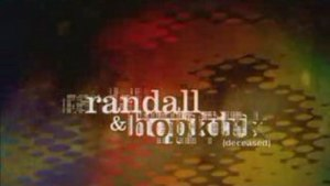 Randall & Hopkirk (Deceased) (2000 TV series) - Image: Randall & Hopkirk (Deceased) title card