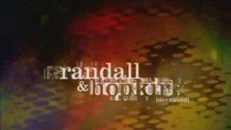 Randall & Hopkirk (Deceased) (2000 TV series) - Image: Randall & Hopkirk (Deceased) title card