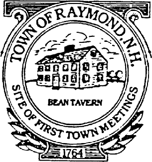 Official seal of Raymond, New Hampshire