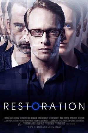 Restoration (2016 film) - Theatrical film poster