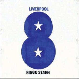 Liverpool 8 (song) - Image: Ringo Starr Liverpool 8 Single Cover