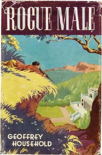 Rogue Male (novel) - First edition