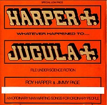 Roy Harper & Jimmy Page - Whatever Happened to Jugula? album cover.jpg