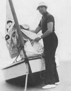 Sailing at the 1932 Summer Olympics - Image: Santiago Amat