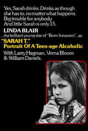Sarah T. – Portrait of a Teenage Alcoholic - Image: Sarah T Portrait of a Teenage Alcoholic