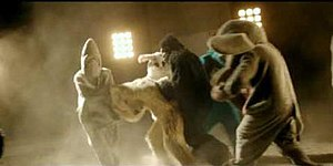 Savior (Rise Against song) - Image: Savior Music Video