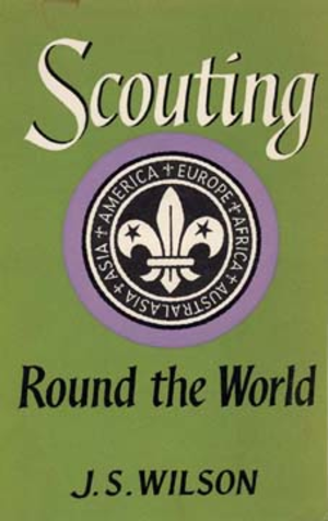 Scouting Round the World - Scouting Round the World, first edition